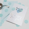 Grußkarte So happy for you Geburt Hochzeit Schneiders Papeterie