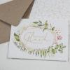 Grußkarte Herzliche Glückwünsche Schneiders Papeterie